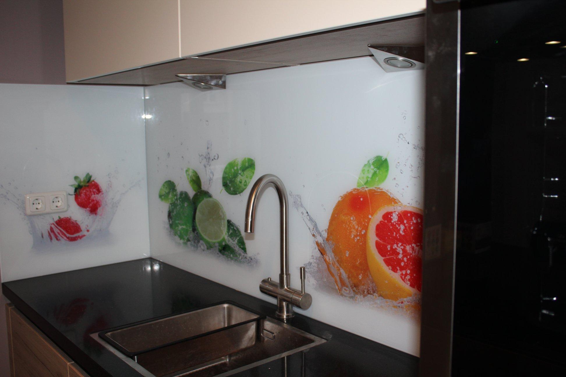 Waterproof glass